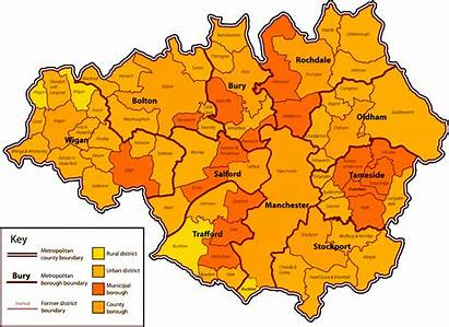 Glazing Manchester Greater Locations Boarding Map Areas
