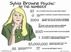 Sylvia Browne By The Numbers Ape, not monkey
