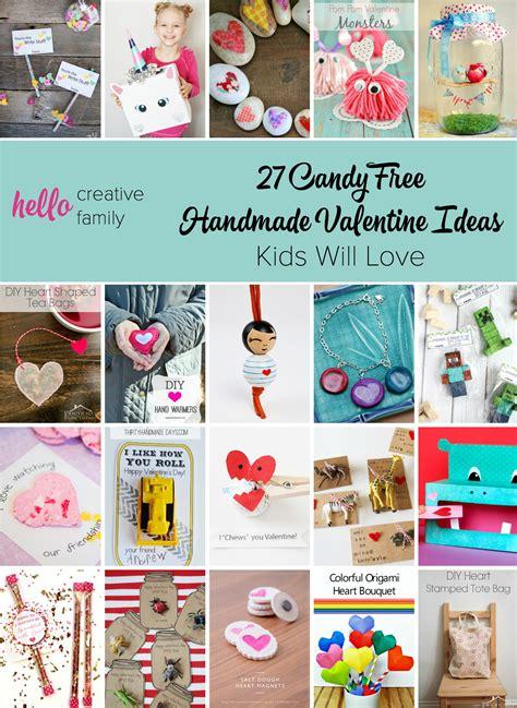 Dy Free Handmadelentine  Ee  Ideas Ee   Kids Will Love