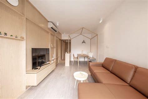 Hong Kong Apartment Reimagined by MNB Design Studio
