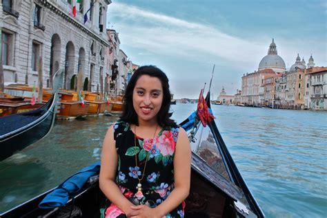 Gondola Ride In Venice Italy Nyrmirez