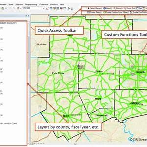 (PDF) GIS-based visualization of integrated highway ...