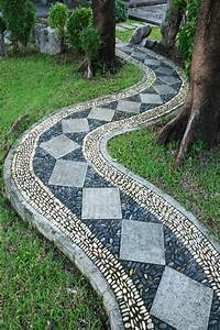 nice path and patio design ideas 13 Gorgeous Pathways that Make the Garden With Unique Look