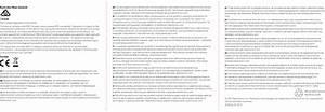 Plantronics V8200 Bluetooth Headphone User Manual B8200