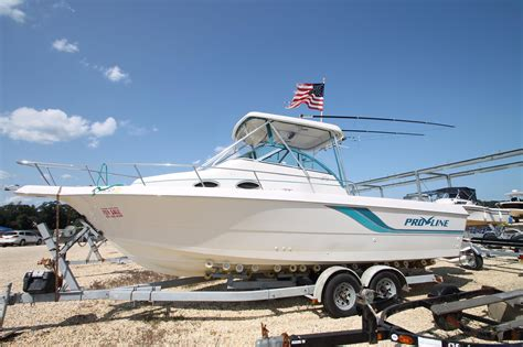 Pro Line Boats For Sale Australia by 1996 Pro Line 251 Walkaround Power Boat For Sale Www