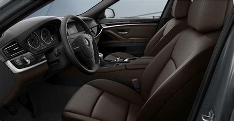 cohiba brown leather interior