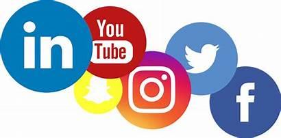 Social Marketing Redes Sociales Clip Logos Clipart