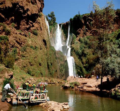 cuisine marocaine traditionnelle excursion les cascades d ouzoud taxi maroc