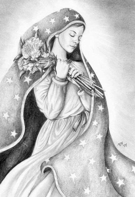 Lady of Guadalupe by mhr79 on DeviantArt