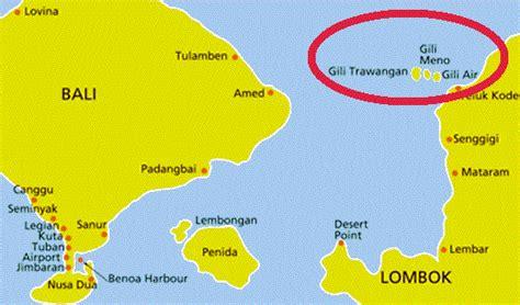 bali gili map el rastreador de noticias