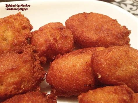 cuisine manioc beignet de manioc free baking