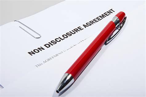 disclosure agreement nda definition  template