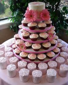 wedding cake and cupcakes delicious wedding cupcakes pictures ideas