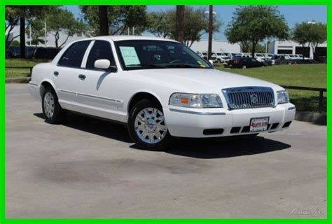 car owners manuals for sale 2008 mercury grand marquis interior lighting 2008 mercury grand marquis gs for sale