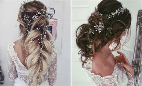romantic wedding hairstyles  long hair stayglam