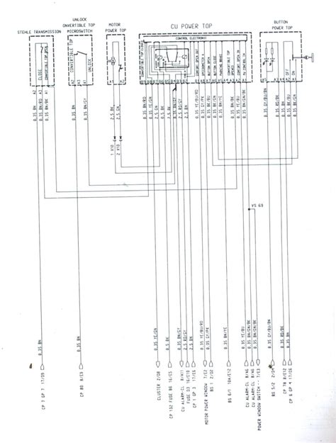 2003 Porsche Boxster Wiring Diagram by 2003 Convertible Top Is Dead Pelican Parts Forums