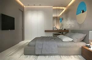 Moderne Wohnungseinrichtung Ideen : wohnungseinrichtung im skandinavischen stil von archiplastica ~ Markanthonyermac.com Haus und Dekorationen