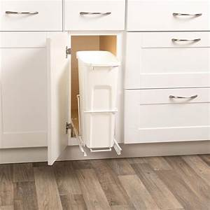 real solutions for real life 19 in h x 14 in w x 16 in With kitchen colors with white cabinets with recycle stickers home depot