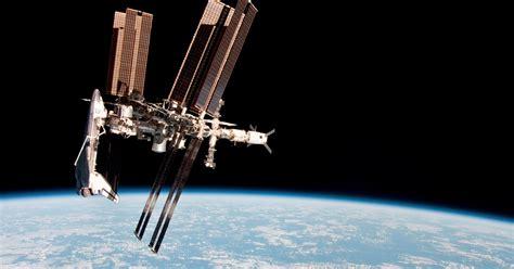 space station iss nasa leak shuttle docking coolant international docked astronaut spacecraft orbit earth usatoday ship