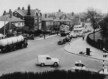 Farnworth Bolton Road Gladstone Rd Traffic Lancashire