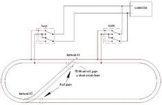wire trackside signals   atlas snap relay