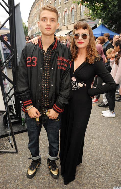 Rafferty Law Jude Laws Son stars In Fashion Film