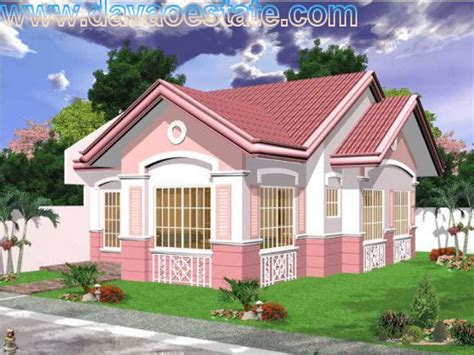 Bungalow Houses Design