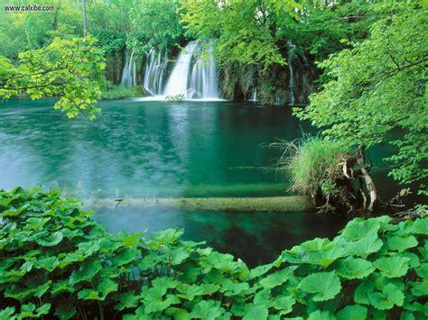 Plitvice Lakes National Park Croatia Southeast Europe