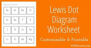 Lewis Dot Diagram Worksheet