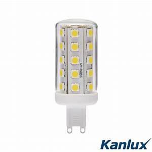 Leuchtmittel Led G9 : g9 gu9 led leuchtmittel 4 watt 400 lumen warmweiss marke kanlux ~ Markanthonyermac.com Haus und Dekorationen