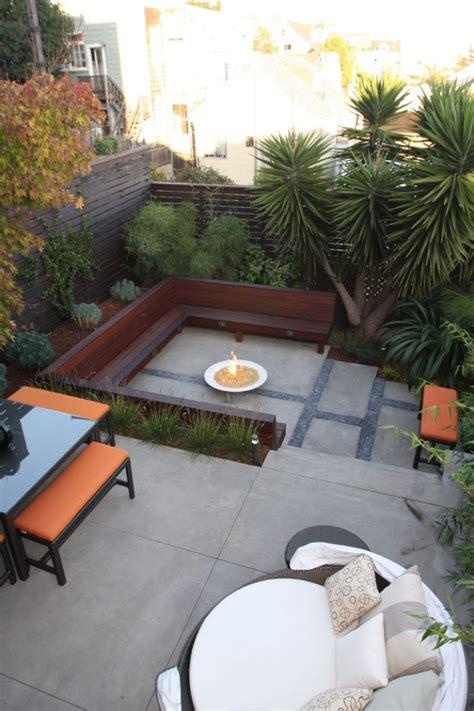 fresh modern patio designs courtyard