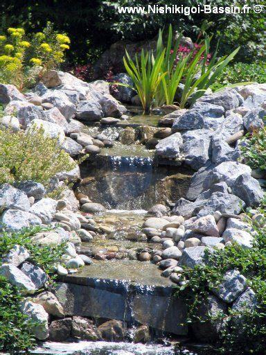 faire une cascade en pierres bassin fabriquer une cascade de bassin recherche