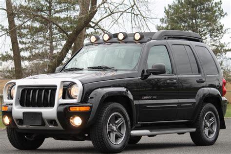 jeep liberty roof lights 2003 jeep liberty renegade 4x4 home