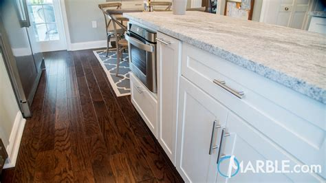 viscont white brushed kitchen granite countertops