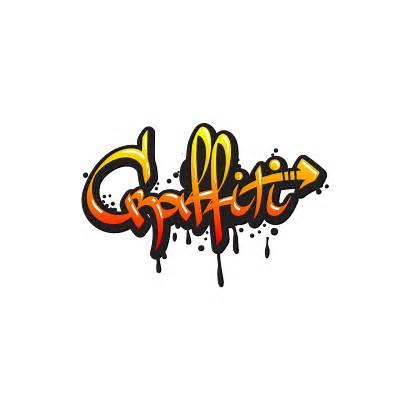 Graffiti Sticker Stickers Ambiance A030 Col Sand