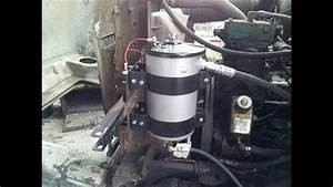 1982 International 1900 Truck With Dt466 Engine Bypass Oil
