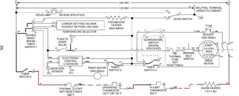kenmore heat wiring diagram kenmore elite 665 13123k701 wiring diagram elite mifinder co