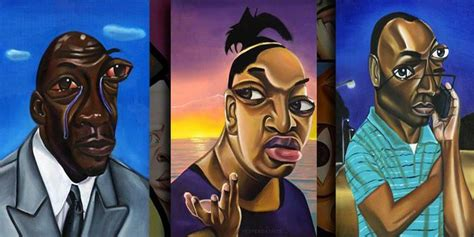 Alim Smith Is Turning Iconic Black Memes Into Picasso