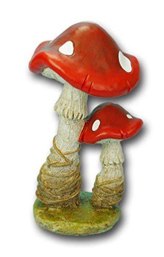 Gartendeko Pilz by Pilz Pilze Garten Deko Skulptur Figur Statue Herbst