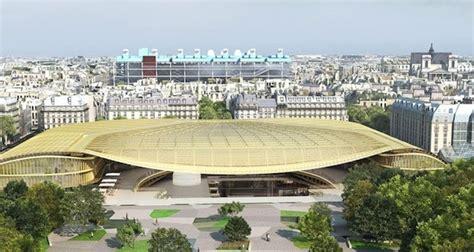 La Canopée Surchauffe Les Halles Parisvox