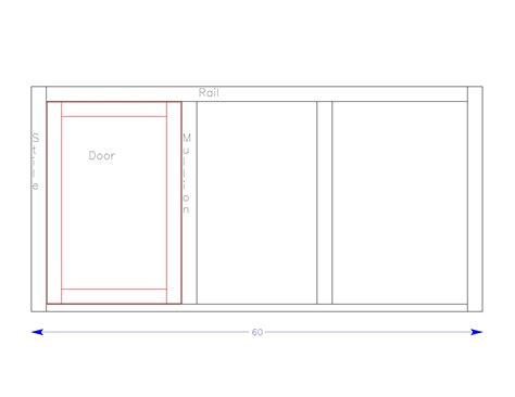 mullion kitchen cabinet doors cabinet door mullions cabinet doors