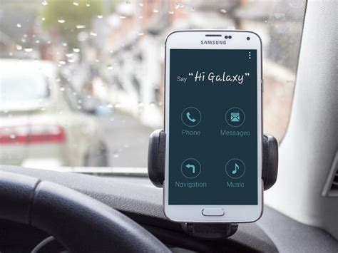 inside car mode on the samsung galaxy s5 android central