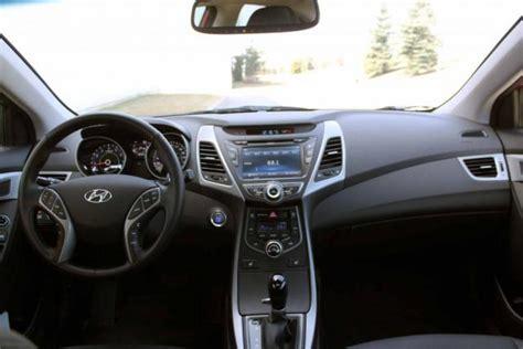 hyundai elantra sport review car reviews