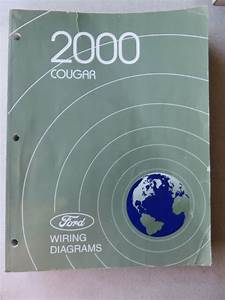 2000 Cougar Wiring Diagrams Manual
