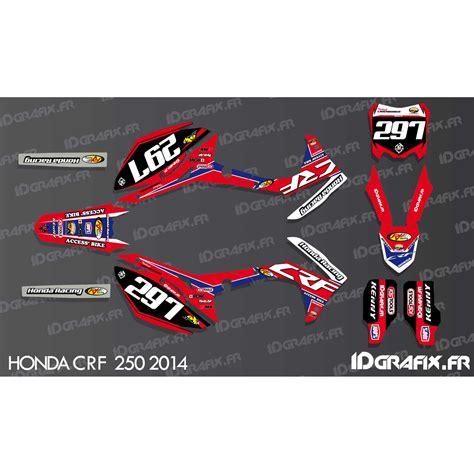 kit deco 250 cr 1996 kit deco cr 28 images kit decoration honda factory replica 2017 honda cr crf 125 250 45