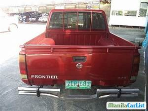 Nissan Frontier Manual 2006 For Sale