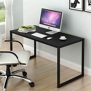 Shw, Home, Office, 48-inch, Computer, Desk, Black, -, Walmart, Com