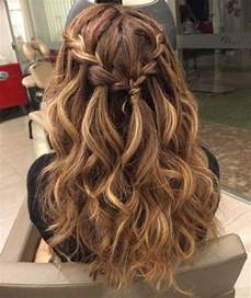 HD wallpapers hairstyle ideas half up half down