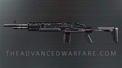 call  duty advanced warfare aw assault rifles