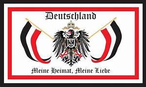 Deutsche Fahne Kaufen : flagge fahne deutschland meine heimat reichsadler deutsches reich 90x150 f957 ebay ~ Markanthonyermac.com Haus und Dekorationen